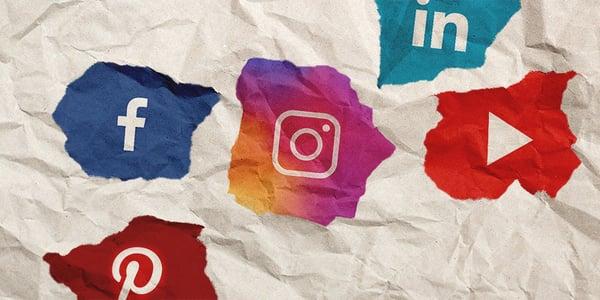 promote social accounts