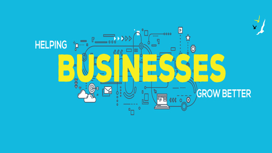 Helping Businesses Grow Better