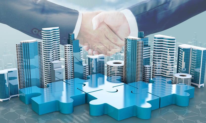 real estate jv & partnership