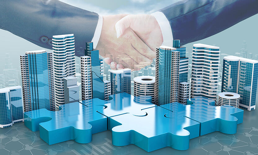 real estate jv & partnership