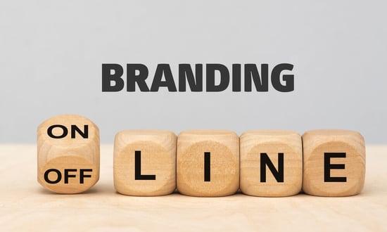 Offline and Online Branding