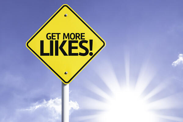 facebook for likes