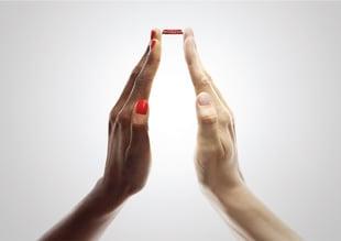 coke image 2 hands