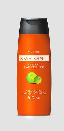 patanjali bottle orange