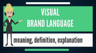 visual brand language