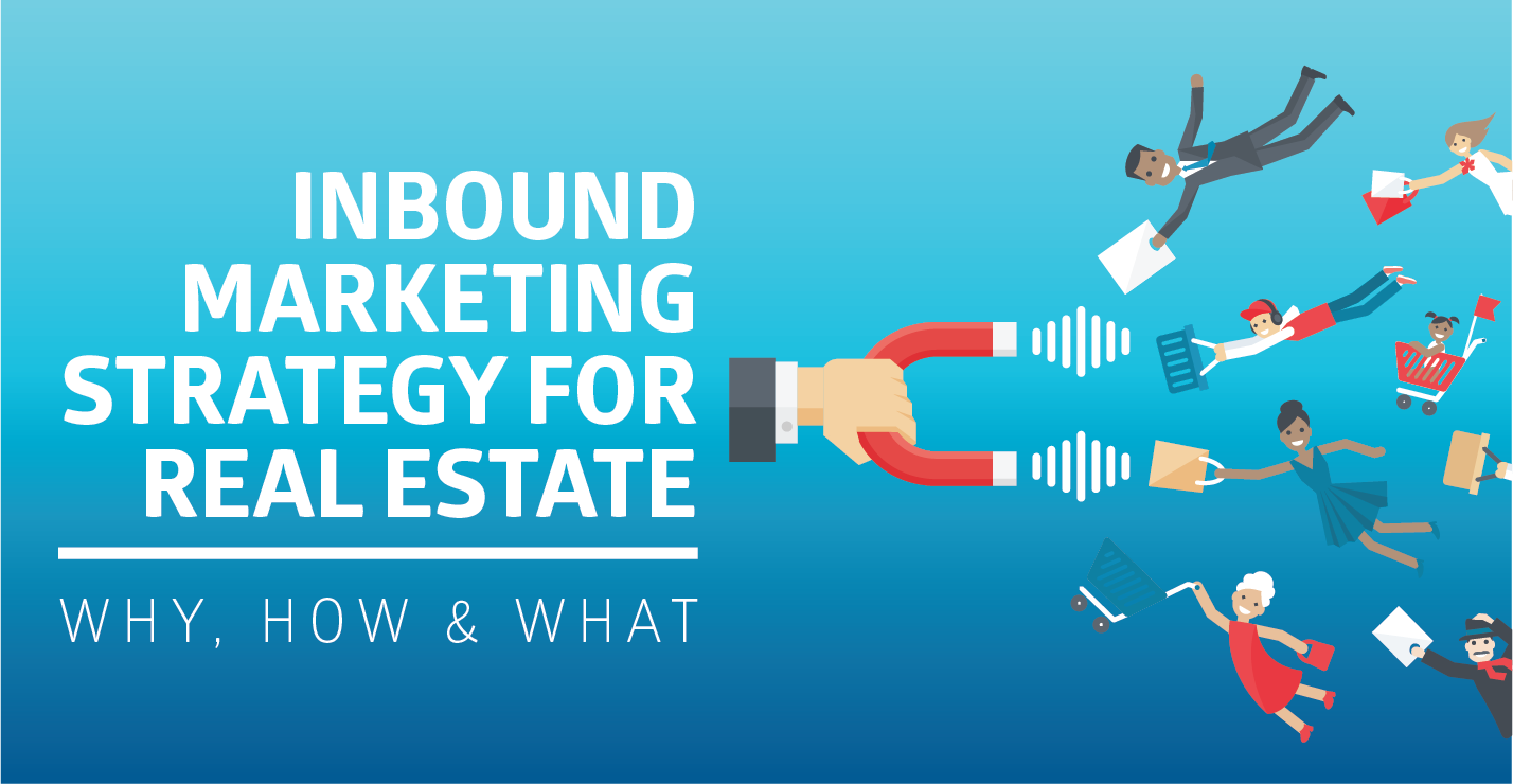inbound marketing strategy for real estate Cover